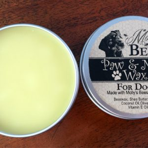 Molly's Bees Paw Wax